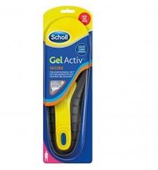 SCHOLL Гел стелки за работа - Gel Activ Work