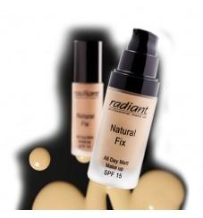 Radiant Natural Fix All Day Matt Make Up Фиксиращ Мат Фон дьо тен