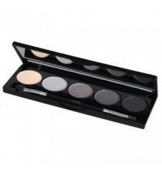 IsaDora Палитра от 5 цвята сенки Palette Eye Shadow