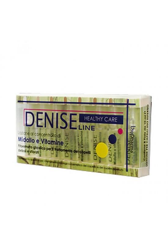 BioPharma Denise - Midollo E Vitamine – ампули за слаба и изтощена коса 8x10 мл.