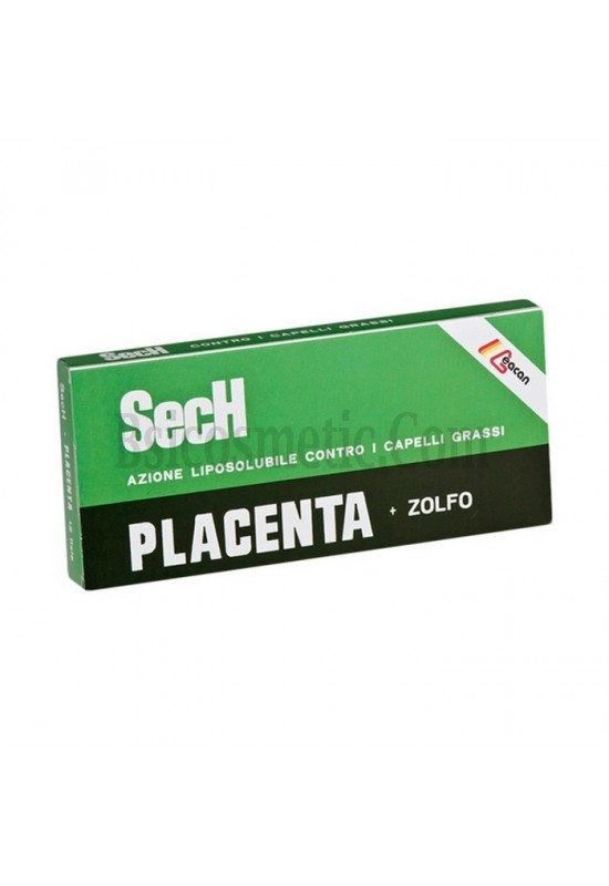 Paresienne Ампули Placenta+Zolfo против пърхот