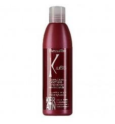 Farmavita K.Liss Реструктуриращ изглаждащ балсам - без сулфати с кератин комплекс за всички типове коси 250 мл