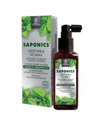 Farmona Saponics Балсам-концентрат за скалп и укрепване на тънка и слаба коса с коприва и сапуниче без отмиване