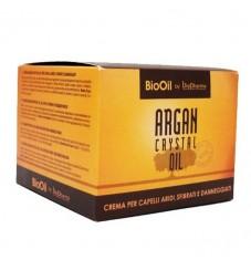 BioPharma Арган Crystal Oil маска за суха и изтощена коса 250 мл.