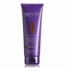 Farmavita AMETHYSTE BRUNETTE COLORING MASK 250 мл. - ОЦВЕТЯВАЩА МАСКА