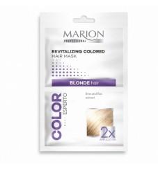 Marion Ревитализираща маска за освежаване на цвета на изрусени коси