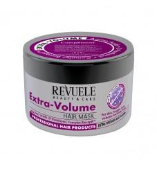 Revuele Extra Volume маска за тънка,слаба и без обем коса 500 мл