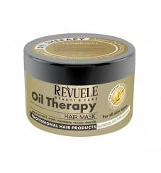 Revuele Oil Therapy Маска за коса 500 мл
