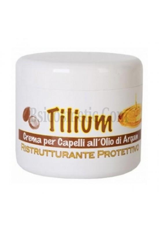 Tilium Възстановяваща крем маска  - с арганово масло 500 ml