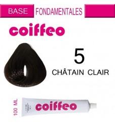 Coiffeo - 5 Светло кестеняво 100мл.