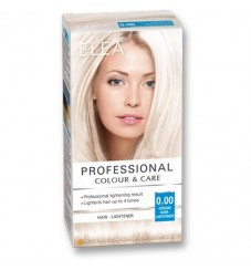 "ELEA Боя за коса ""Elea Professional Colour & Care"" - № 0/00 Крем-изсветлител"
