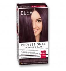 "ELEA Боя за коса ""Elea Professional Colour & Care"" - № 3/22 Патладжан"
