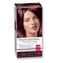 "ELEA Боя за коса ""Elea Professional Colour & Care"" - № 4/56 Махагон виолет"