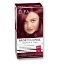 "ELEA Боя за коса ""Elea Professional Colour & Care"" - № 4/62 Вишнево червен"