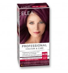 "ELEA Боя за коса ""Elea Professional Colour & Care"" - № 44/26 Виолет интенз"