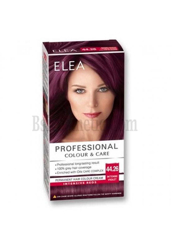 "ELEA Боя за коса ""Elea Professional Colour & Care"" - № 44/26 Виолет интенз"