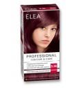 "ELEA Боя за коса ""Elea Professional Colour & Care"" - № 5/56 Махагон"