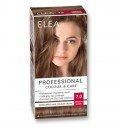 "ELEA Боя за коса ""Elea Professional Colour & Care"" - № 7/0 Средно рус"