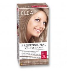 "ELEA Боя за коса ""Elea Professional Colour & Care"" - № 8/1 Светло пепелно рус"