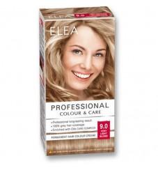 "ELEA Боя за коса ""Elea Professional Colour & Care"" - № 9/0 Много светло рус"