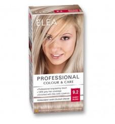 """ELEA Боя за коса """"Elea Professional Colour & Care"""" - № 9/2 Пясъчно рус"""