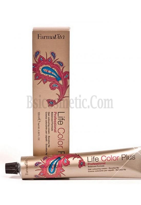 FARMAVITA Life Style Plus - оцветяващ крем за коса 100 мл. + оксидант