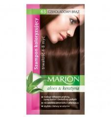 Marion Шампоан оцветител 63 шоколадово кафяво / chocolade brown