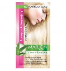 Marion Шампоан оцветител 69 платинено русо / platinium blonde