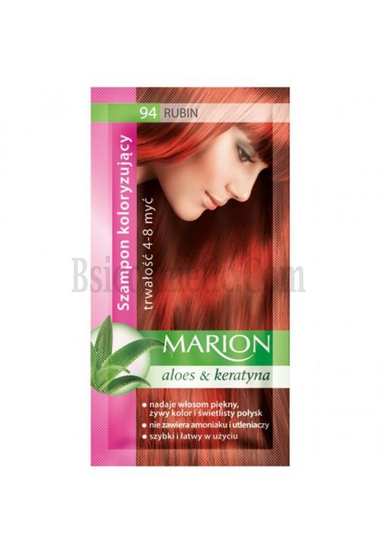 Marion Шампоан оцветител 94 рубинено червен / ruby