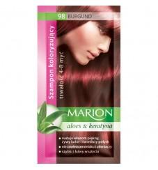 Marion Шампоан оцветител 98 бургундско червено / burgundy