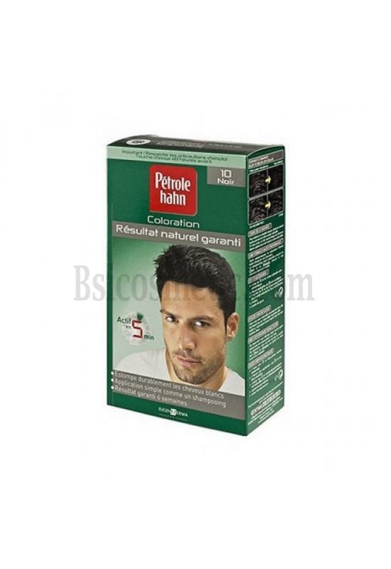 Petrole Hahn 10 Боя за коса за мъже-черно