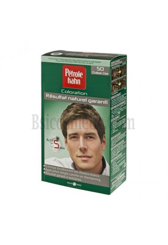 Petrole Hahn 50 Боя за коса за мъже светло кестеняво