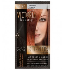 Victoria Beauty V 31 CHESTNUT / MARRON / КЕСТЕН 40 гр