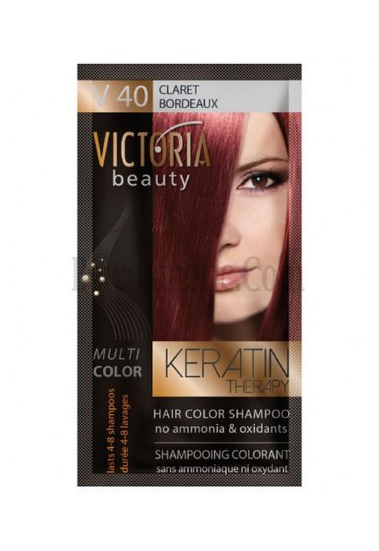 Victoria Beauty V 40 CLARET / BORDEAUX / БОРДО 40 гр