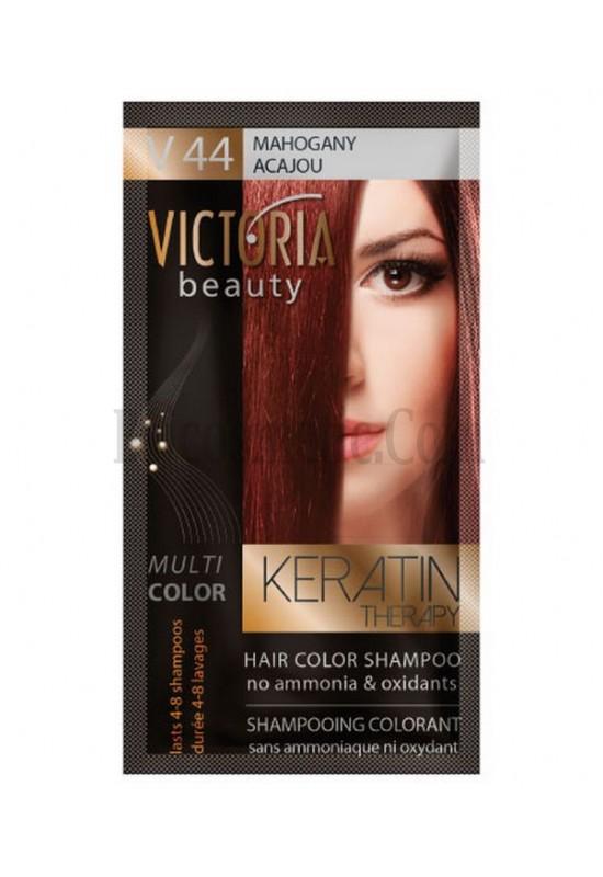 Victoria Beauty V 44 MAHOGANY / ACAJOU / МАХАГОН 40 гр