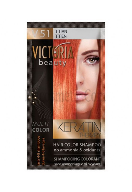 Victoria Beauty V 51 TITIAN / TITIEN / ТИЦИАН 40 гр