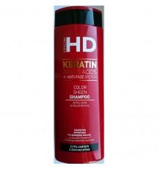 HD Keratin Шампоан за боядисана и третирана коса 400 мл