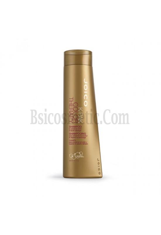 Joico K-PAK Color Therapy Shampoo Шампоан за боядисана и изтощена коса 300 мл.