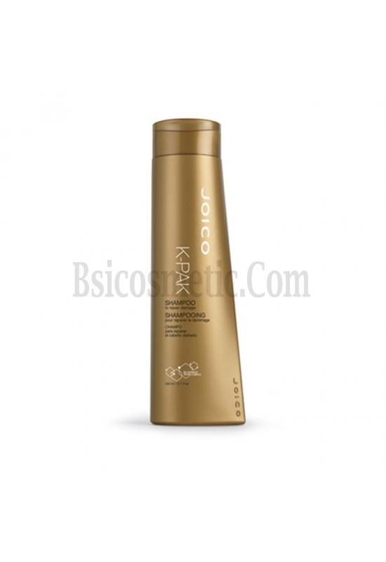 Joico K-PAK Shampoo Възстановяващ шампоан за изтощена коса 300 мл.
