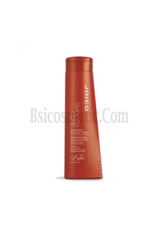 Joico Smooth Изглаждащ шампоан за къдрава и непокорна коса 300 мл.