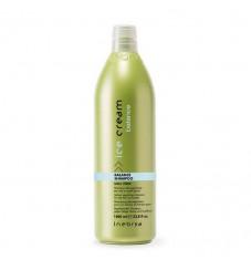 Себорегулиращ шампоан за мазни коси и скалп Inebrya Ice Cream Balance  1000 мл.