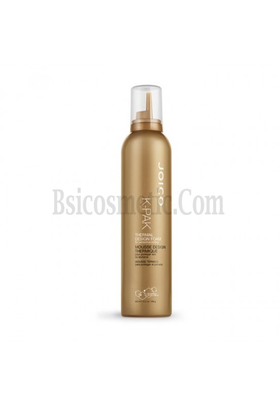 Joico K-PAK Thermal Design Foam Пяна за коса 300 мл.