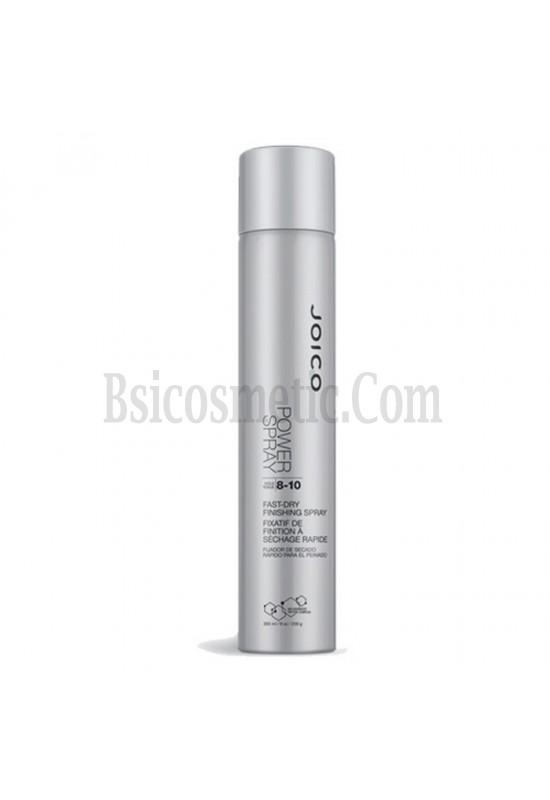 Joico Power Spray Бързосъхнещ лак за коса степен 8-10 300 мл.