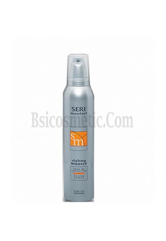 SERI Пяна за коса силна фиксация 250ml