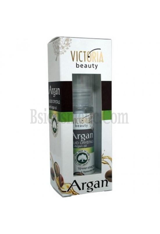 Victoria beauty Течни кристали с масло от арган 30 мл