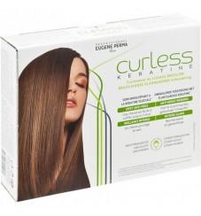 Eugene Perma Curless Keratine Кератинова Терапия за коса 4×50 мл