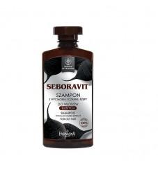 Farmona Seboravit Шампоан за мазна коса с черна ряпа
