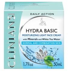 Clinians Hydra Basic Дневен хидратиращ крем с минерали