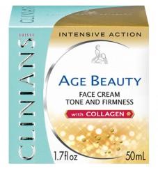 Clinians Age Beauty крем за зряла кожа