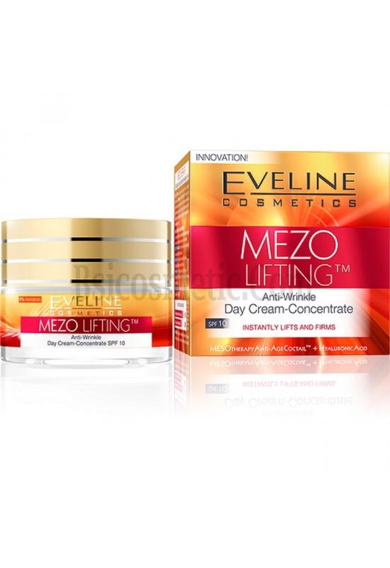 Eveline Дневен крем-концентрат против бръчки SPF 10